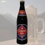 Produktfoto Linzer Bier (NRW-Flasche)