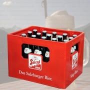 Produktfoto Stiegl Hell (Verpackungseinheit)