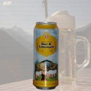 Produktfoto Perlenbacher Bier & Limonade (Bierdose)