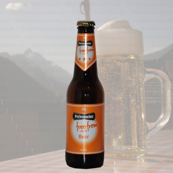Perlenbacher free from gluten beer