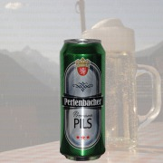Produktfoto Perlenbacher Premium Pils (Bierdose)