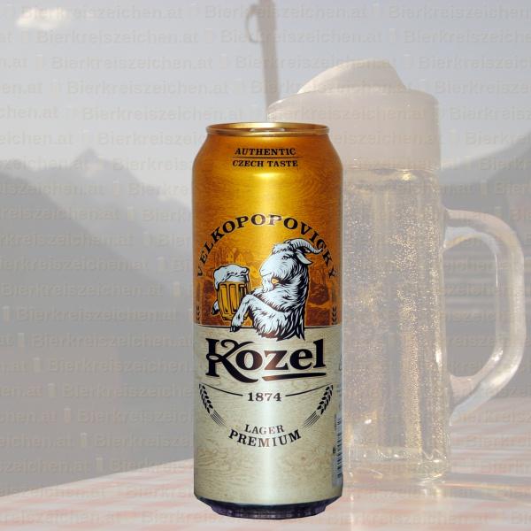 Kozel Premium Lager