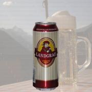 Produktfoto Landgraf - Schankbier (Bierdose)