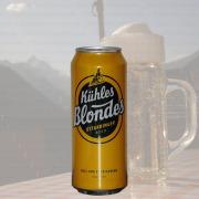 Produktfoto Kühles Blondes (Bierdose)