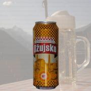 Produktfoto Ožujsko Pivo (Bierdose)