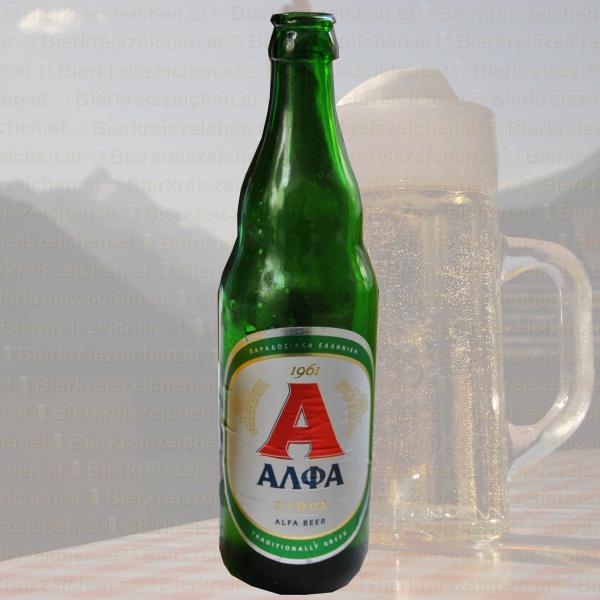 Alpha Hellenic Beer