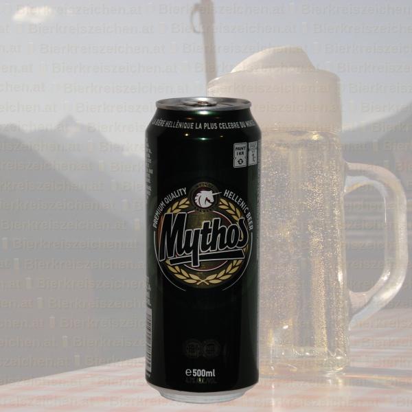 Mythos Hellenic Lager Beer