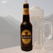 Produktfoto Guinness Extra Stout (Bierflasche)