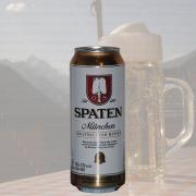Produktfoto Spaten Münchner Hell (Bierdose)