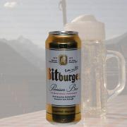 Produktfoto Bitburger Premium Pils (Bierdose)