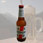 Produktfoto Birra Ichnusa (Bierflasche)