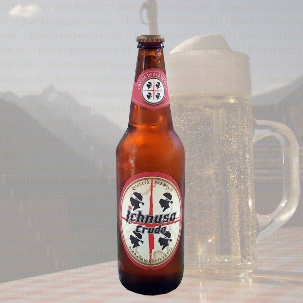 Birra Ichnusa Cruda