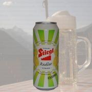 Produktfoto Stiegl Radler Zitrone (Bierdose)