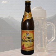 Produktfoto Hirter Privat Pils (NRW-Flasche)