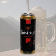 Produktfoto Köstritzer Schwarzbier (Bierdose)