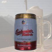 Produktfoto Budweiser Original (Bierfass)