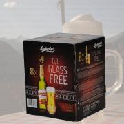Produktfoto Budweiser Original (Verpackungseinheit)