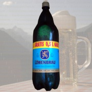 Produktfoto Löwenbräu Original (PET-Flasche)
