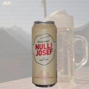 Produktfoto Null Komma Josef (Bierdose)