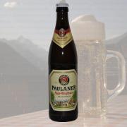 Produktfoto Paulaner Hefe-Weißbier Naturtrüb (NRW-Flasche)