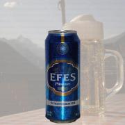 Produktfoto Efes Pilsner (Bierdose)