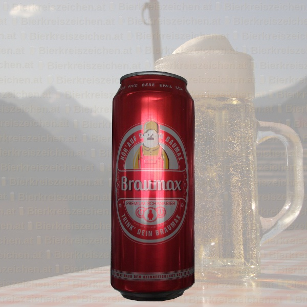 BrauMax Premium Schankbier