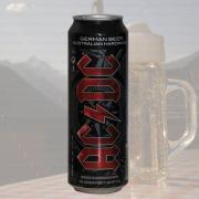 Produktfoto AC/DC Premium Bier - Australian Hardrock (Bierdose)