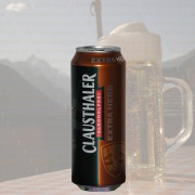 Produktfoto Clausthaler Extra herb (Bierdose)